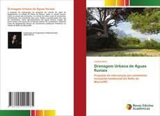 Drenagem Urbana de Águas fluviais kitap kapağı