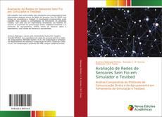 Capa do livro de Avaliação de Redes de Sensores Sem Fio em Simulador e Testbed