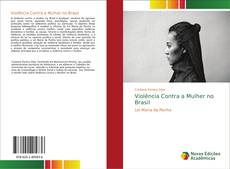 Buchcover von Violência Contra a Mulher no Brasil