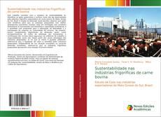 Bookcover of Sustentabilidade nas indústrias frigoríficas de carne bovina