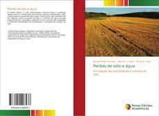 Bookcover of Perdas de solo e água