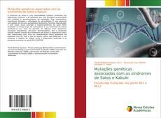 Обложка Mutações genéticas associadas com as síndromes de Sotos e Kabuki