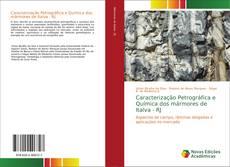Bookcover of Caracterização Petrográfica e Química dos mármores de Italva - RJ