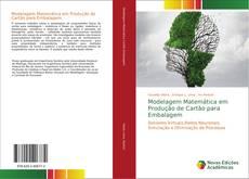 Capa do livro de Modelagem Matemática em Produção de Cartão para Embalagem