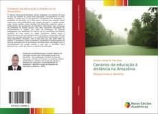 Capa do livro de Cenários da educação à distância na Amazônia