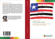 Buchcover von O Maranhão é aqui!