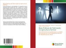 Обложка Boas Práticas de Fabricação na agricultura familiar