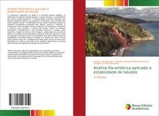 Bookcover of Análise Paramétrica aplicada a estabilidade de taludes