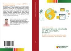 Portada del libro de Acompanhamento e Avaliação da EAD na Amazônia Ocidental