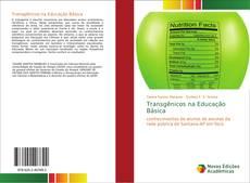 Capa do livro de Transgênicos na Educação Básica