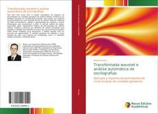 Capa do livro de Transformada wavelet e análise automática de oscilografias