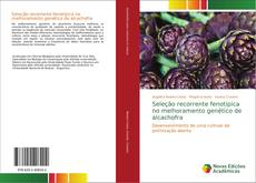 Borítókép a  Seleção recorrente fenotípica no melhoramento genético de alcachofra - hoz