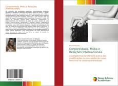 Capa do livro de Corporeidade, Mídia e Relações Internacionais