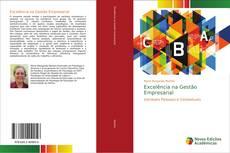 Capa do livro de Excelência na Gestão Empresarial