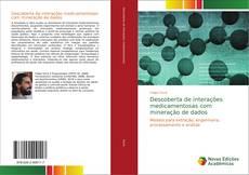 Capa do livro de Descoberta de interações medicamentosas com mineração de dados