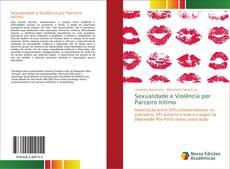 Capa do livro de Sexualidade e Violência por Parceiro Intímo