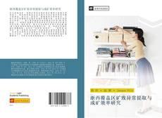 Bookcover of 浙西覆盖区矿致异常提取与成矿效率研究