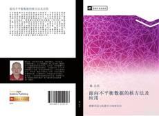 Capa do livro de 面向不平衡数据的核方法及应用