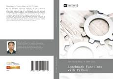 Capa do livro de Benchmark Functions with Python