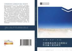 Bookcover of 岩溶地基高填方边坡稳定性及施工优化研究