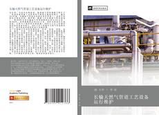 Bookcover of 长输天然气管道工艺设备运行维护
