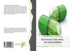 Bookcover of Survival Secrets of ILOCANOS