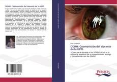 Bookcover of DDHH: Cosmovisión del docente de la UPEL