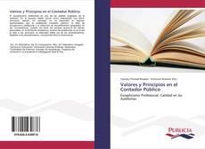 Portada del libro de Valores y Principios en el Contador Público