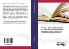 Buchcover von Sistema Básico de Indicadores de las lineas de investigación