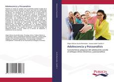 Bookcover of Adolescencia y Psicoanálisis