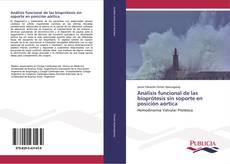 Capa do livro de Análisis funcional de las bioprótesis sin soporte en posición aórtica