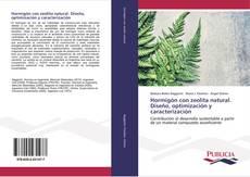 Portada del libro de Hormigón con zeolita natural. Diseño, optimización y caracterización