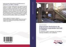 Copertina di Intervención domiciliaria de Enfermería a pacientes con AVE y cuidador