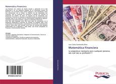 Bookcover of Matemática Financiera