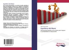 Equilibrio del Menú kitap kapağı