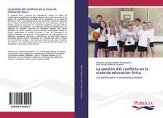 La gestión del conflicto en la clase de educación física kitap kapağı