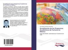 Buchcover von Acreditación de los Programas Académicos de Turismo en México