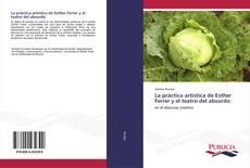 Buchcover von La práctica artística de Esther Ferrer y el teatro del absurdo