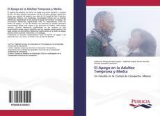Capa do livro de El Apego en la Adultez Temprana y Media