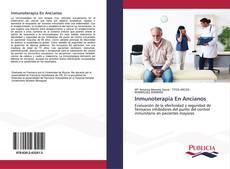Capa do livro de Inmunoterapia En Ancianos