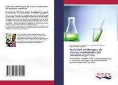 Actividad antifúngica de plantas medicinales del noroeste argentino kitap kapağı