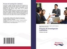 Proceso de Investigación cualitativa kitap kapağı