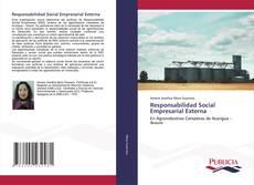 Buchcover von Responsabilidad Social Empresarial Externa