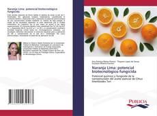 Naranja Lima: potencial biotecnológico fungicida kitap kapağı