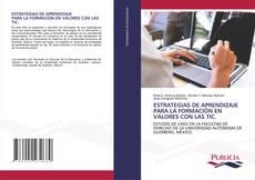 Обложка ESTRATEGIAS DE APRENDIZAJE PARA LA FORMACIÓN EN VALORES CON LAS TIC.