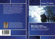 Buchcover von Mut zum Leben - Befreiung von Angst