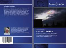 Capa do livro de Lust auf Glauben!