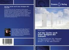 Buchcover von Auf der Suche nach einer Religion der Zukunft