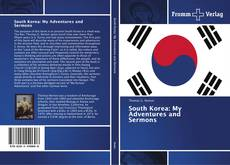 Buchcover von South Korea: My Adventures and Sermons