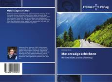 Copertina di Motorradgeschichten